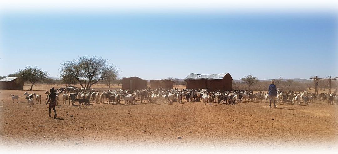 Un village Himba