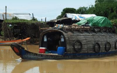 Prek Toal et autres villages flottants