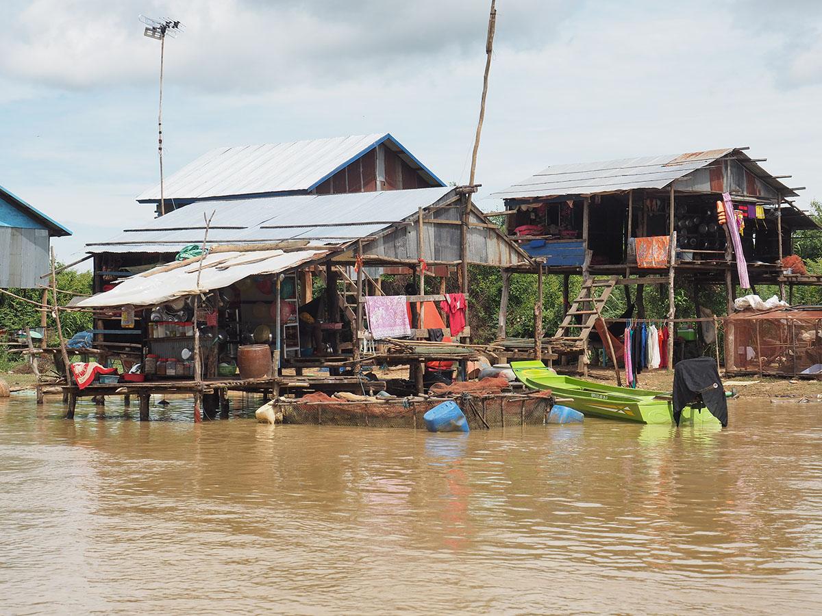 habitation rivière Sanker