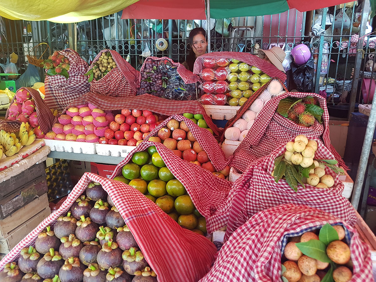 marché Battambang