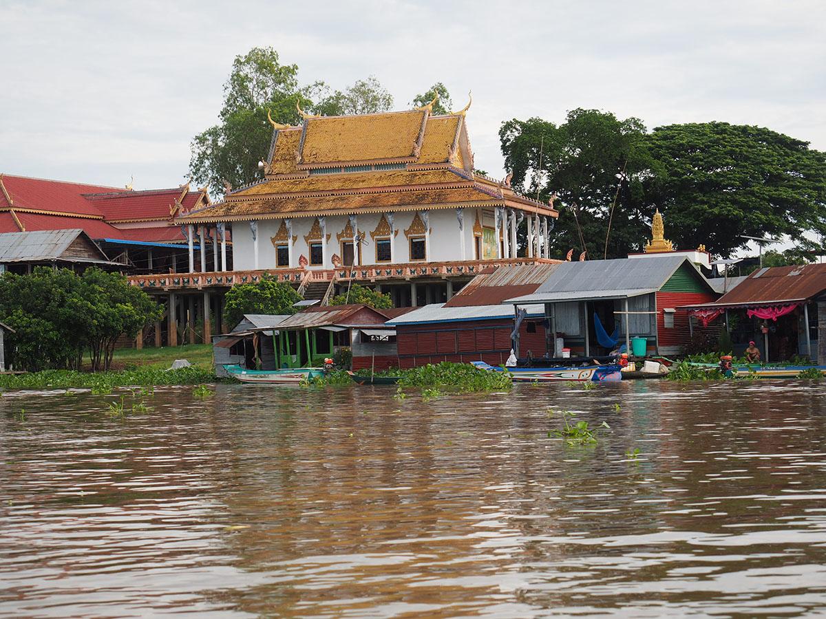 pagode rivière Sanker