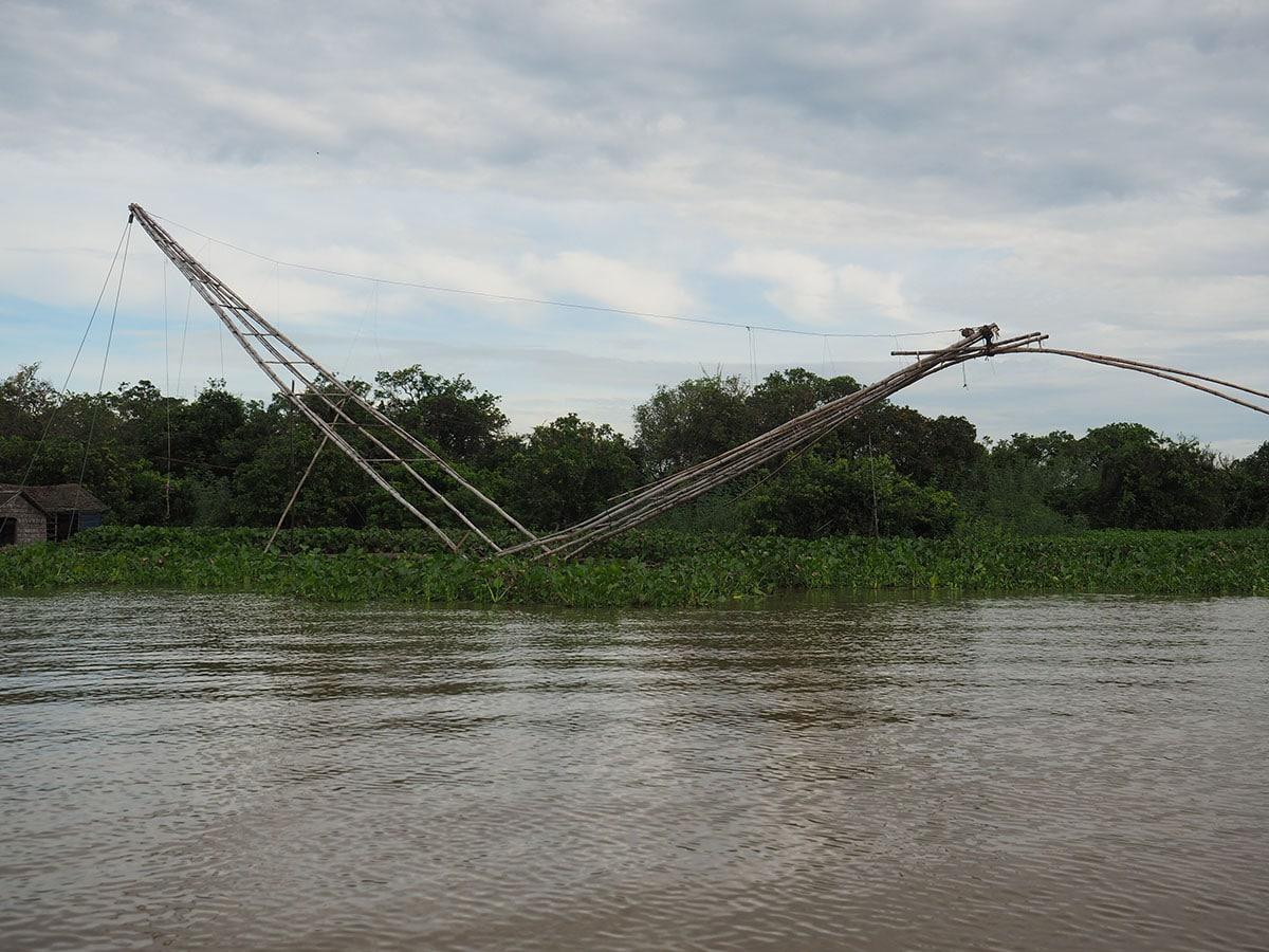 pêche rivière Sanker