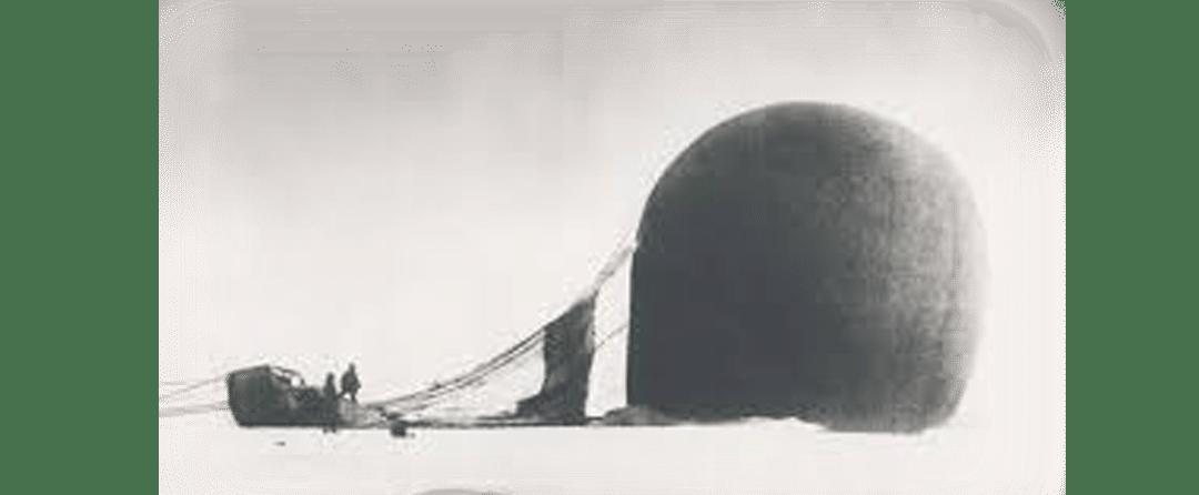1897 – Départ de l'expédition d'Andrée