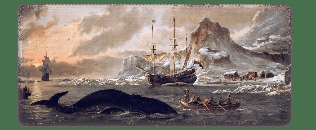 1610 – La chasse à la baleine à Smeerenburg