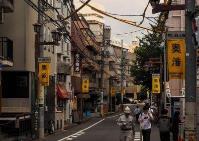 Shibuya au matin